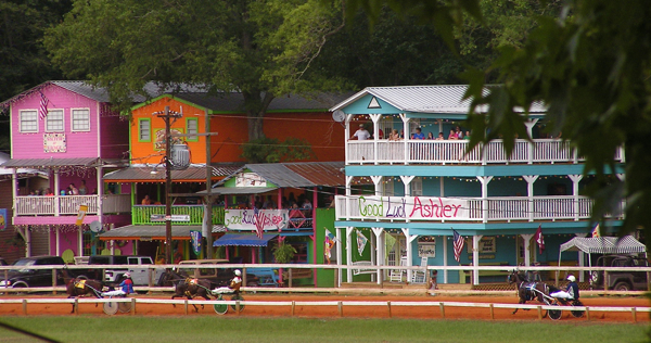 13. The Neshoba County Fair shows the rest of the nation how it's done.