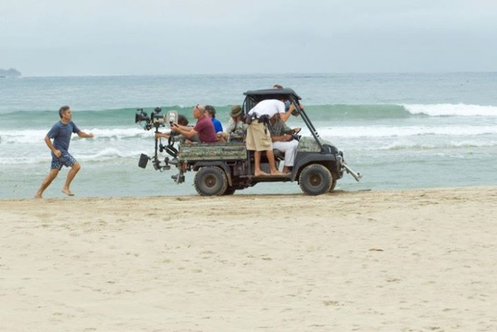 Many scenes from The Descendants, starring George Clooney, were filmed near Hanalei, and on the beach at Hanalei Bay.