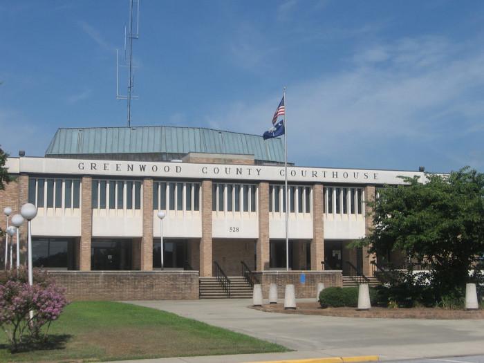 14. Greenwood County