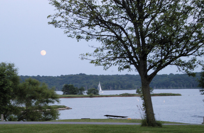 14.Smithville Lake, Clay County
