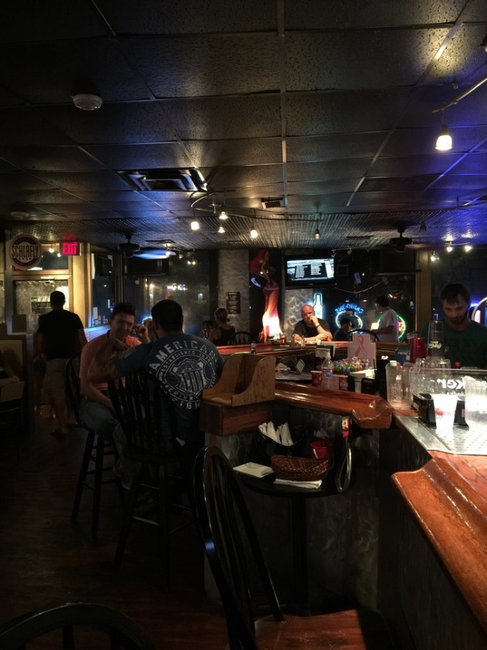 14.Cartoon's Oyster Bar and Grill, Springfield