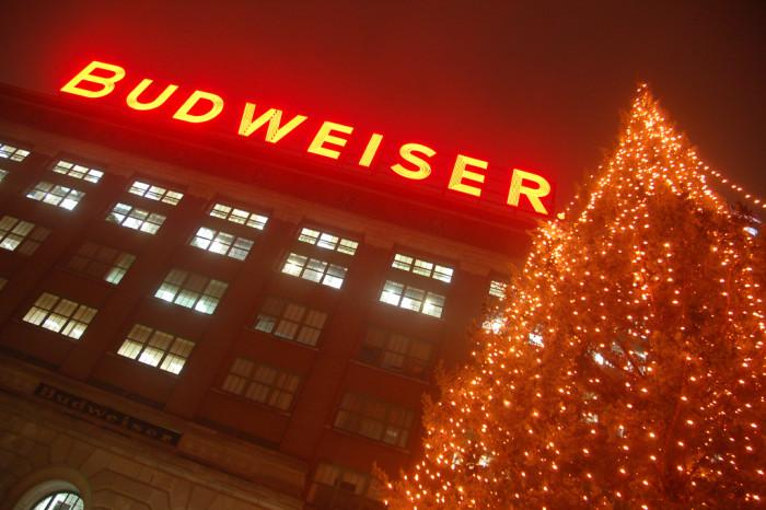 14.4. St. Louis, Budweiser