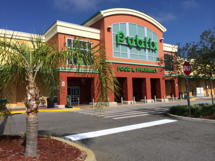 12. Without Florida, there would be no Publix.