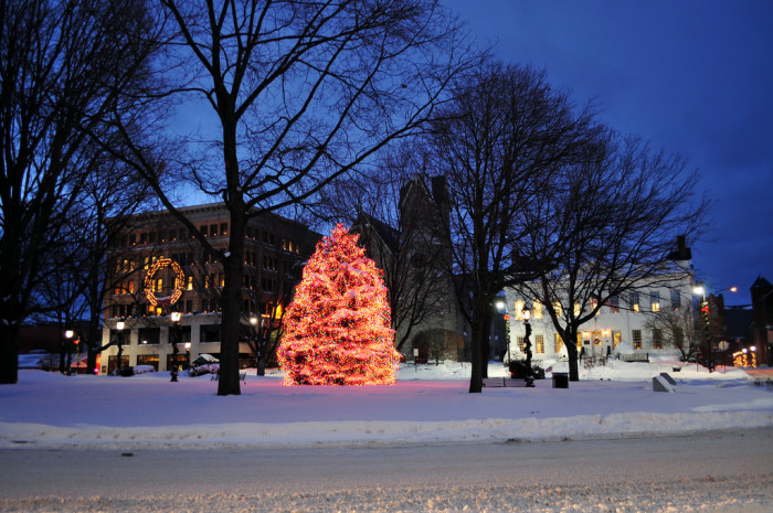 16 Beautiful Pictures Of Massachusetts In The Snow