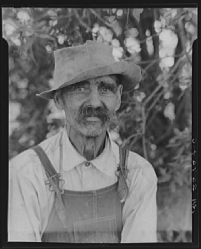 14.  Sam Alexander, stonemason. Hyde Park, Vermont.