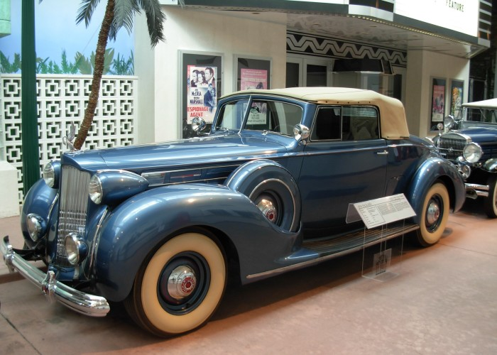 7. Visit the National Automobile Museum.