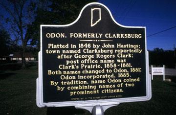 1. Clarksburg