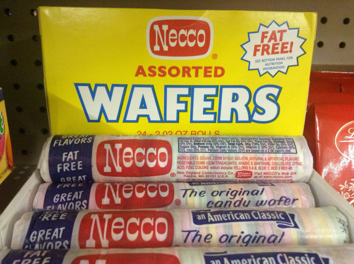 5. If you love NECCO Wafers...
