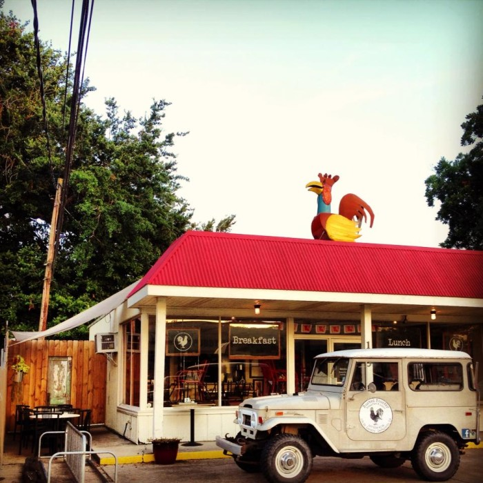 3. Rusted Rooster, Lafayette, LA