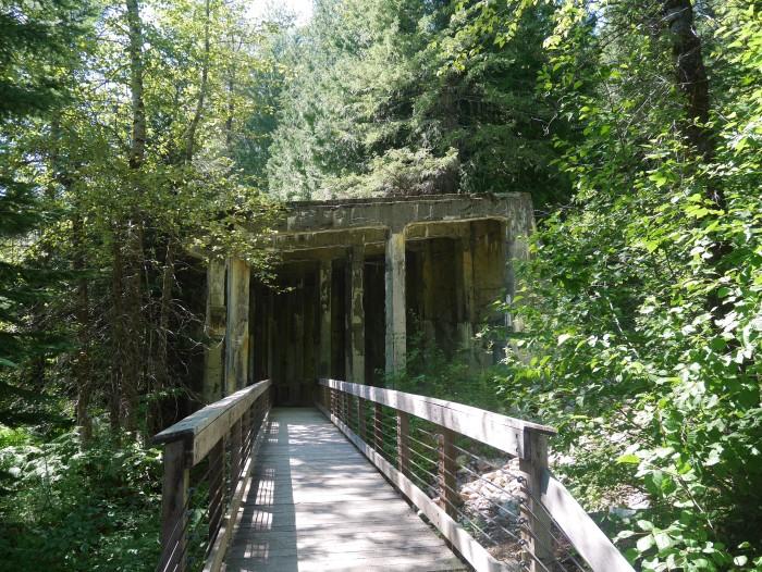 10. Iron Goat Trail, near Skykomish