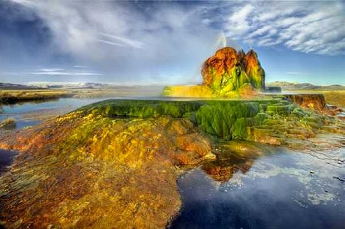 15 Places In Nevada That Look Like You Re On Another Planet