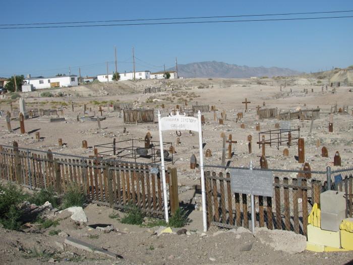 1. Tonopah Cemetery
