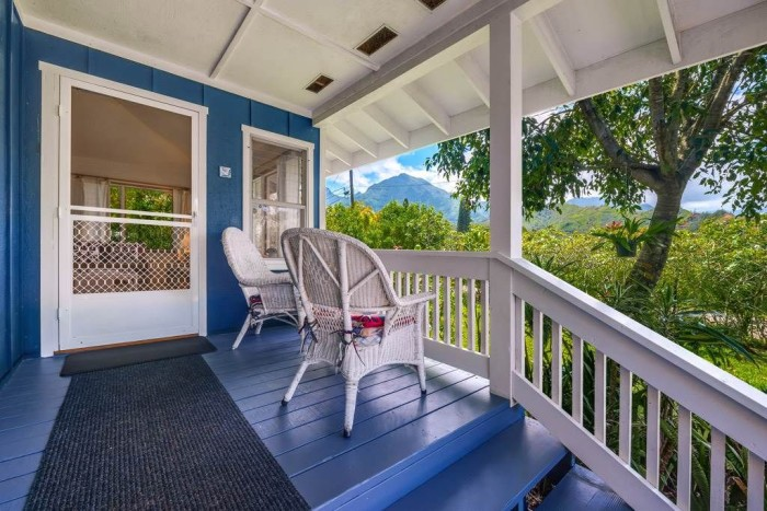 While many people choose to stay at a resort in neighboring Princeville, the best way to experience all that Hanalei has to offer is to stay in one of the town's peaceful bed and breakfasts, or any number of vacation rentals.