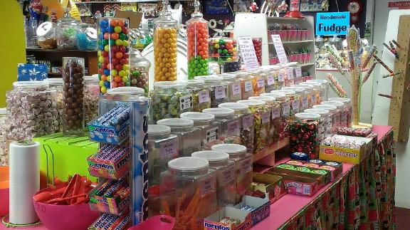 15.  Visit Vermont's largest candy store.