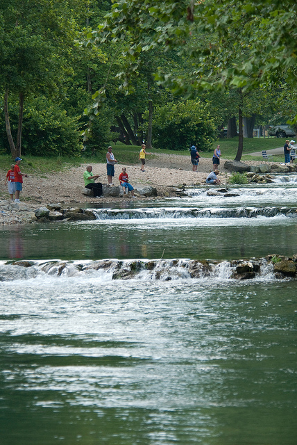 15.Roaring River State Park