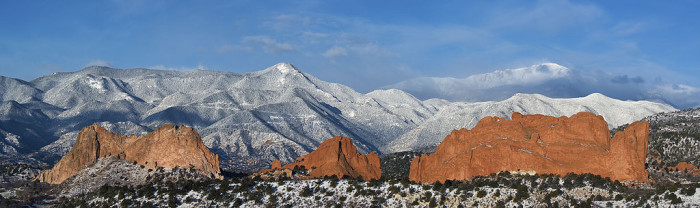 12. Garden of the Gods (Colorado Springs)