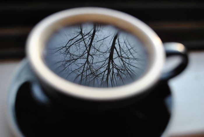 9. The perfect cup of coffee.