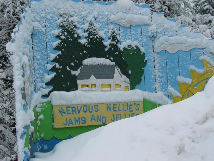 1. Nervous Nellies Jams and Jelies, Deer Isle