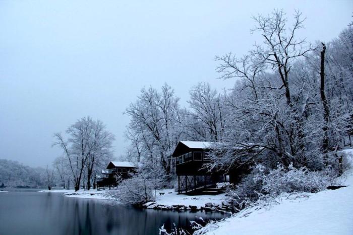 7. Salt Fork State Park