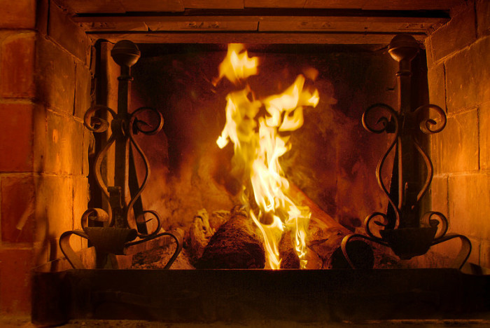 5.  Wood burning stoves are not the only way we heat our homes.
