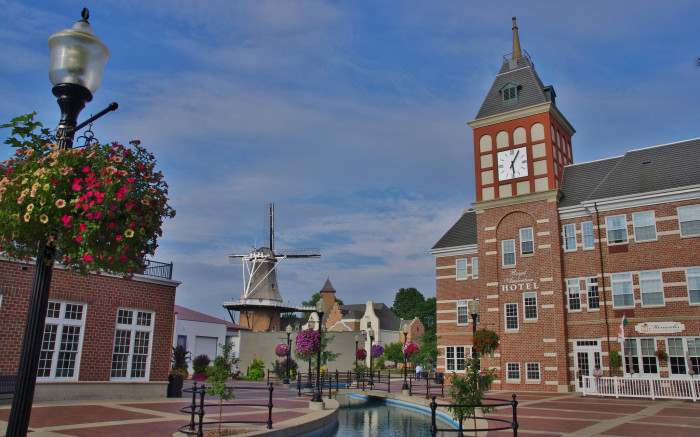 9. Be Dutch for a day in Pella.