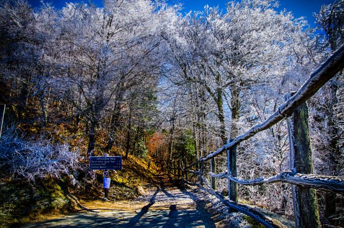 10. The Appalachian Trail
