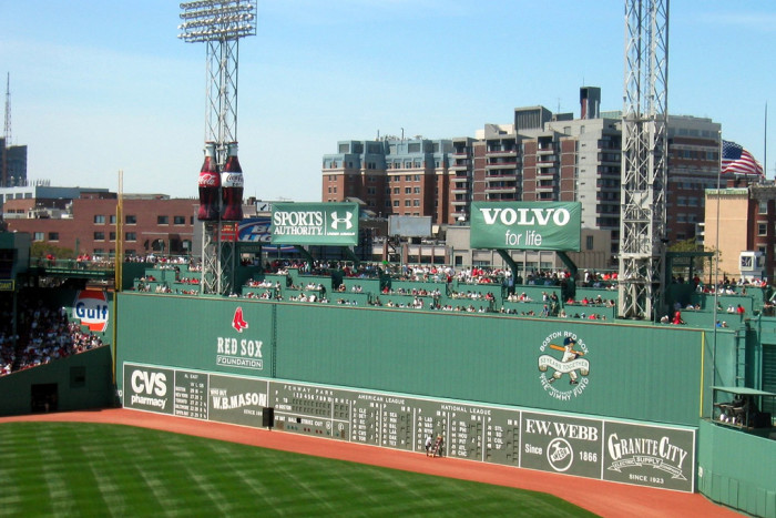 13. Green Monster