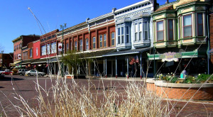 These 11 Towns In Kansas Have The Best Main Streets You Gotta Visit