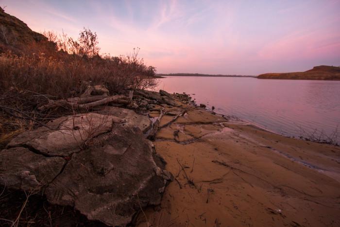 4. Kanopolis Lake