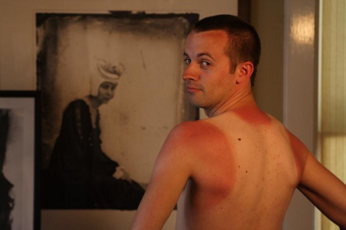 1. Going out in the summer without sunscreen.
