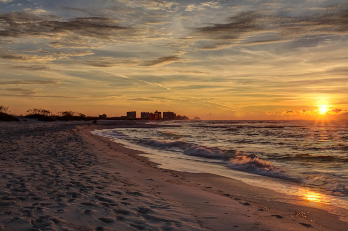 7. Alabama's Gulf Coast beaches are some of the best in the nation. They truly are Heaven on Earth!