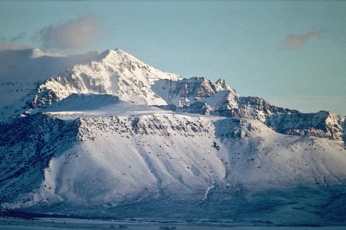 13. Steens Mountain