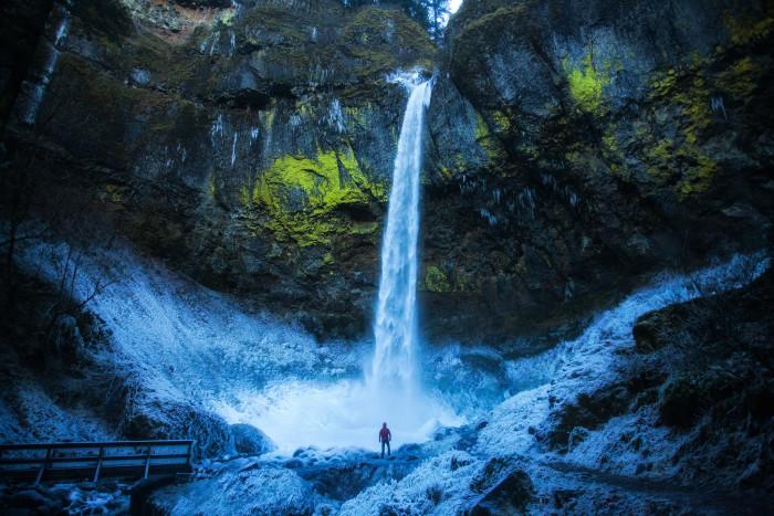 1. Elowah Falls