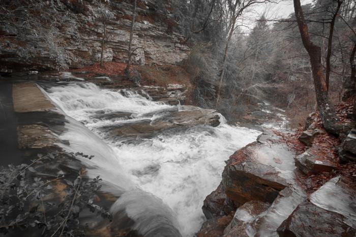 8. Pisgah Gorge (Jackson County)