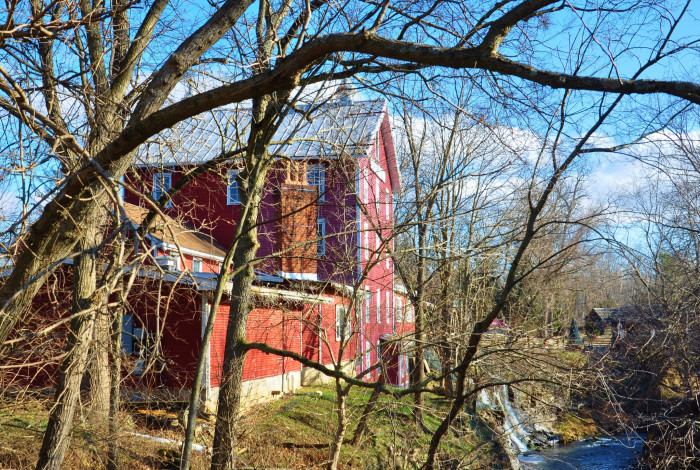 10. Clifton Mill (Clifton)