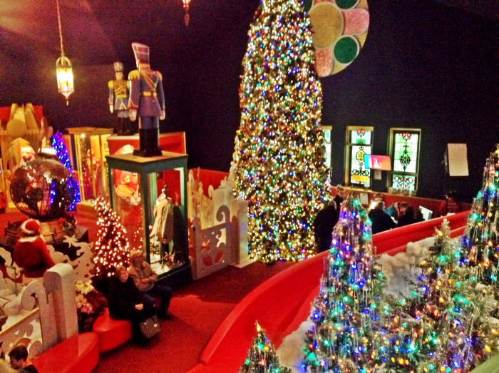 10. It's the perfect time to visit Castle Noel.