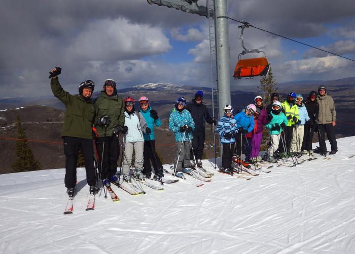 2. Ski revenue equals money for Utah.