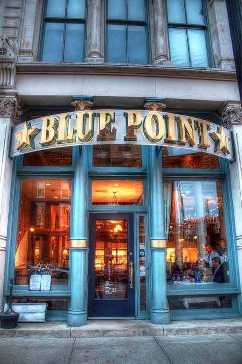 11. Blue Point Grille (Cleveland)