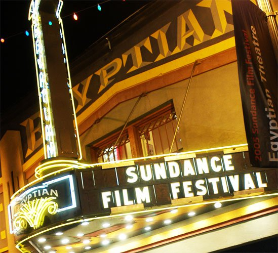 3. Utah hosts the biggest, best film festival in the country.