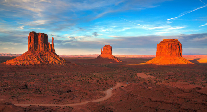 8. Monument Valley
