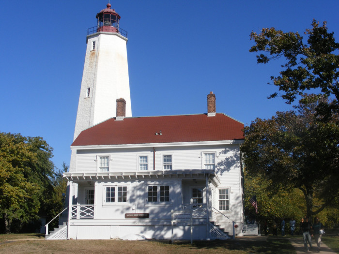 13. Take the New Jersey Lighthouse Challenge.