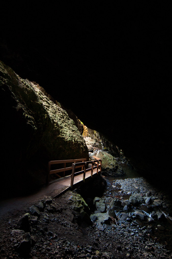 11. Boulder Cave, near Naches