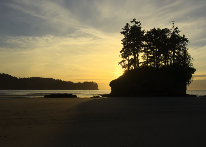 12. September: Visit Tongue Point at Salt Creek Recreation Area in Port Angeles.