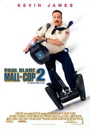 4. Paul Blart: Mall Cop 2