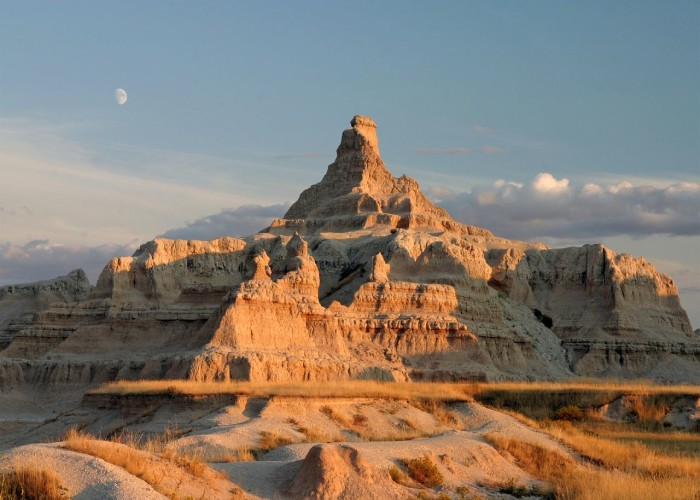 South Dakota: Badlands National Park