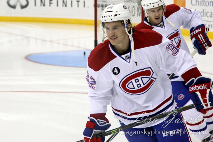 3. And, more specifically related to sports, we'd never cheer for The Habs.