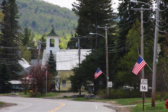 5. Eustis, Stratton, Coplin Area, Franklin County
