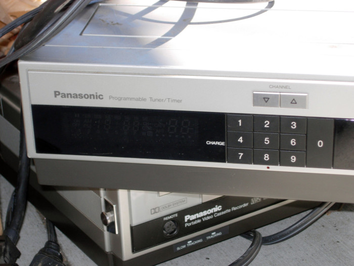11. During the 80s, nothing compared to renting a movie from the local video store and watching it on the family television set. Most every household had a VCR during this time.