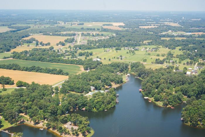 9. Jordan Lake