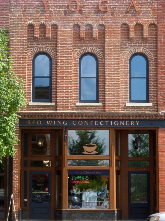 8. Red Wing Confectionery, Red Wing.